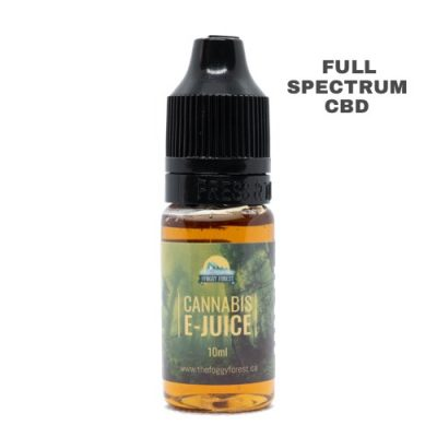 1000mg Full Spectrum CBD Infused E-Juice – 10ml