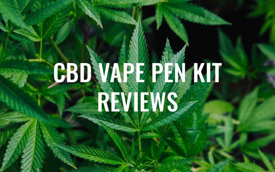 CBD Vape Pen Kit Review