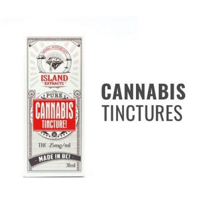 THC Tinctures