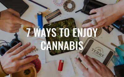 7 Ways to Enjoy Weed in Canada