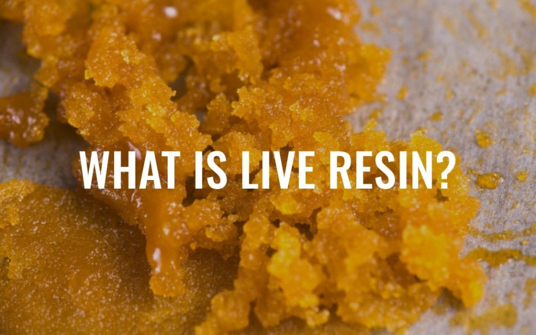 Your Live Resin Guide: What is it, How to Use it, and More
