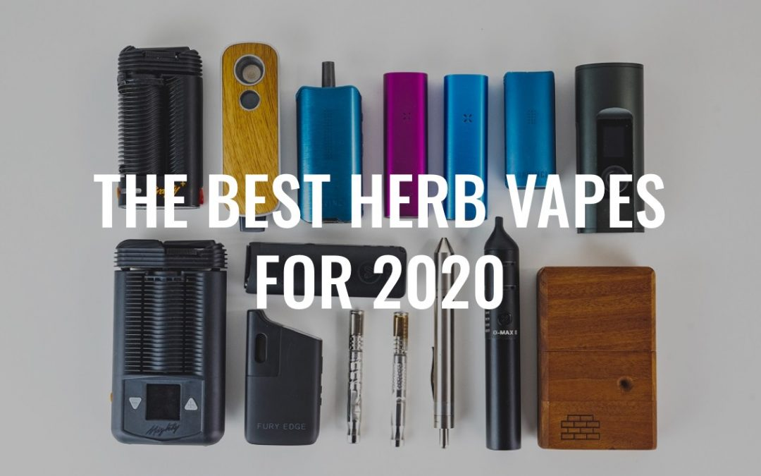 Best of Dry Herb Vaporizers 2021: Pax 3, Da Vinci IQ & More