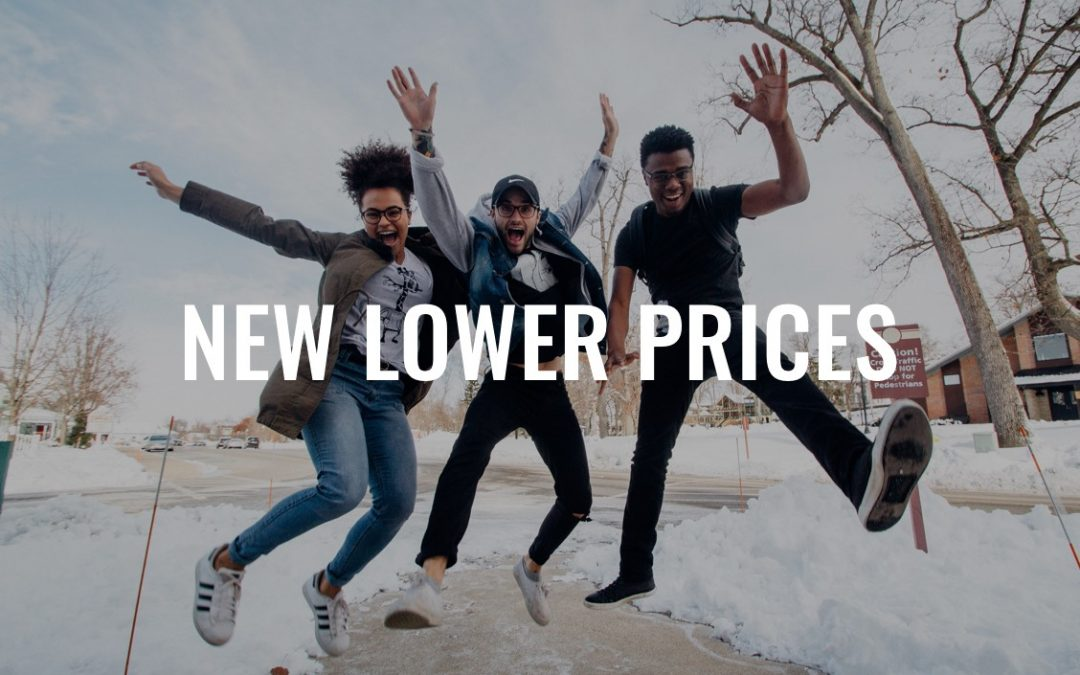 New Lower Pricing on The Foggy Forest!