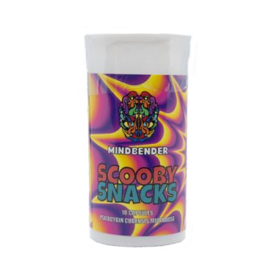 Buy Scooby Snacks Mushroom Capsules in Canada (2021 Hot Deals)