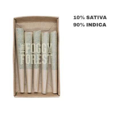 Fatso AAA+ | Buy Cannabis Fog Cones Preroll Weed Joints in Canada