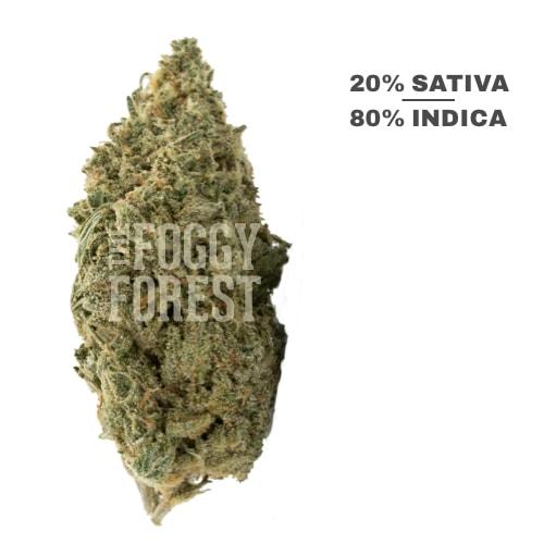 Buy Indica Weed Online in Canada (2021 Hot Deals) - Blue Skunk