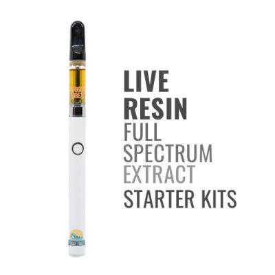 Live Resin FSE Starter Kits